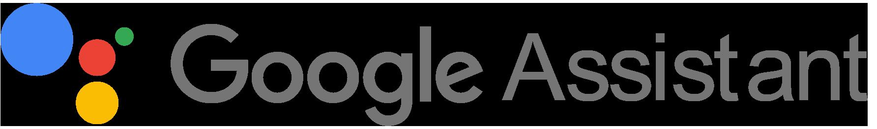Google Assistant Logo Actions Builder