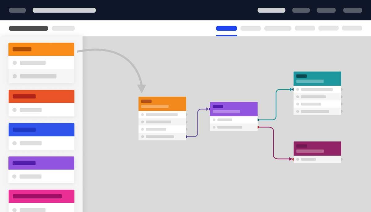 Parloa Frontend Flow Chart Builder Flowchart Designer